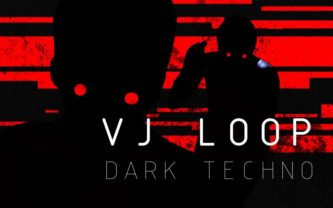 Vj Loop Dark Techno