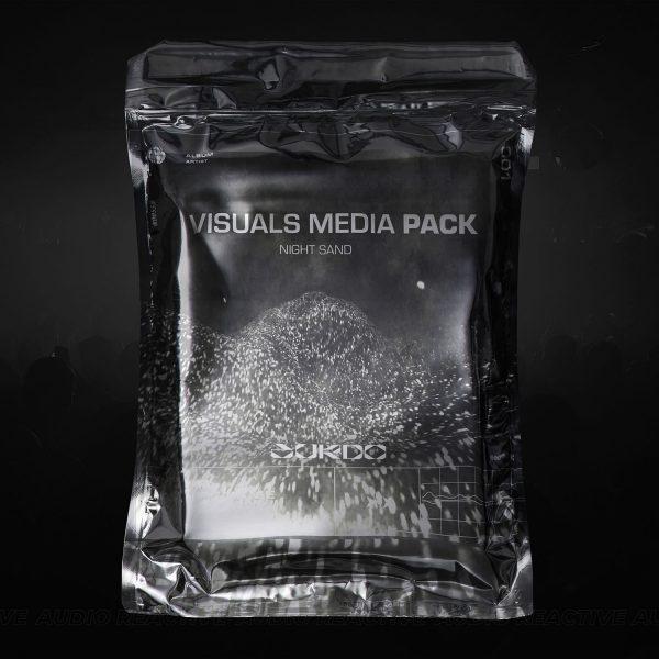 visuals media pack night sand