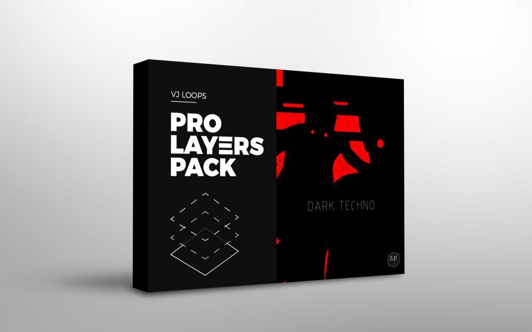 Dark Techno – Pro Layers Pack