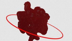 dark matter obj1 alpha