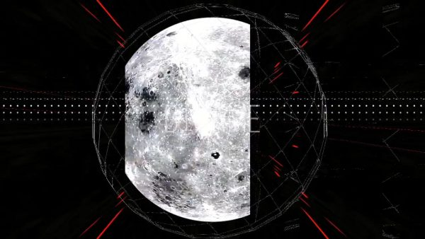 techno moon